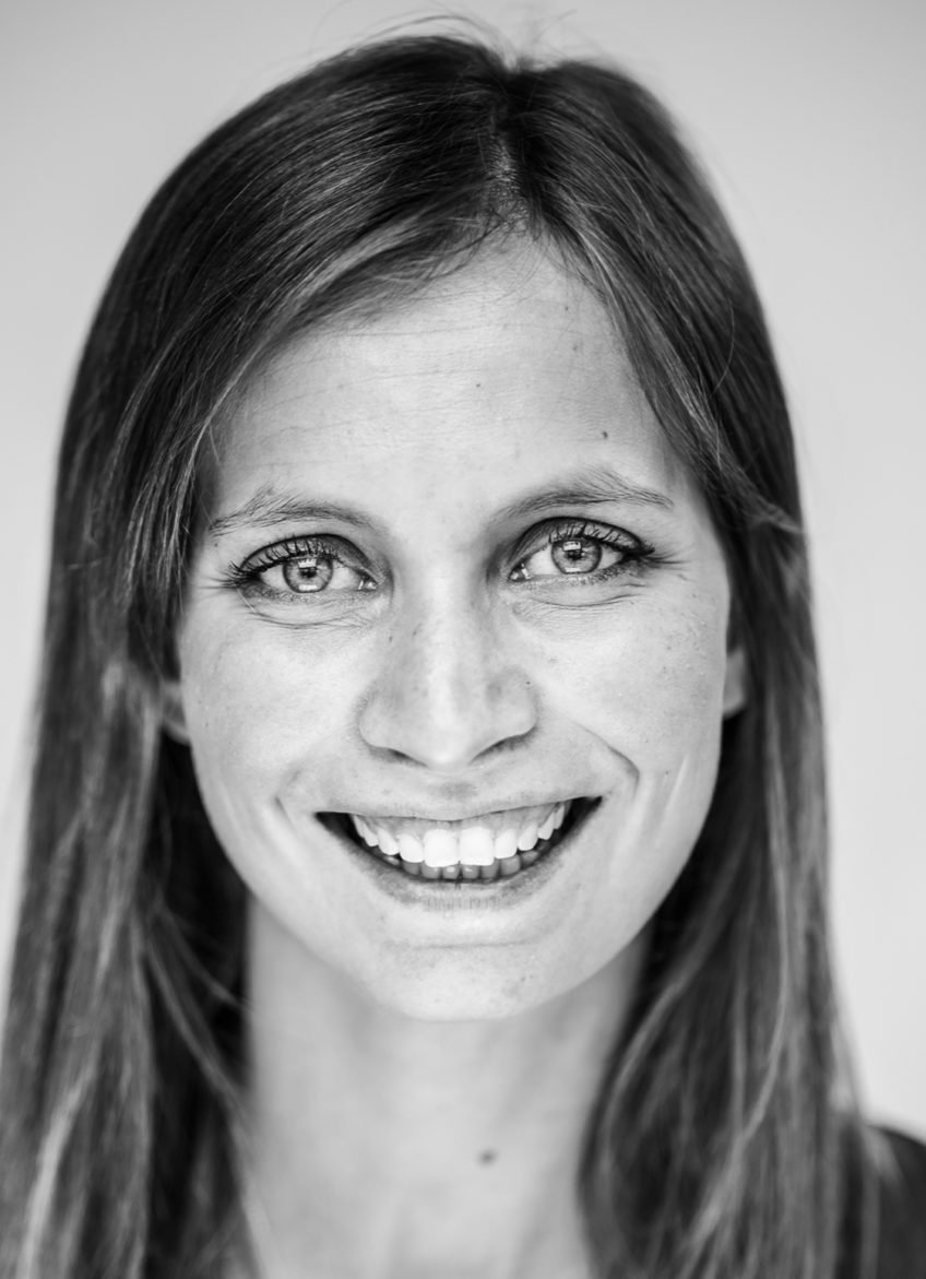 Headshot of Anouck Van Elsen