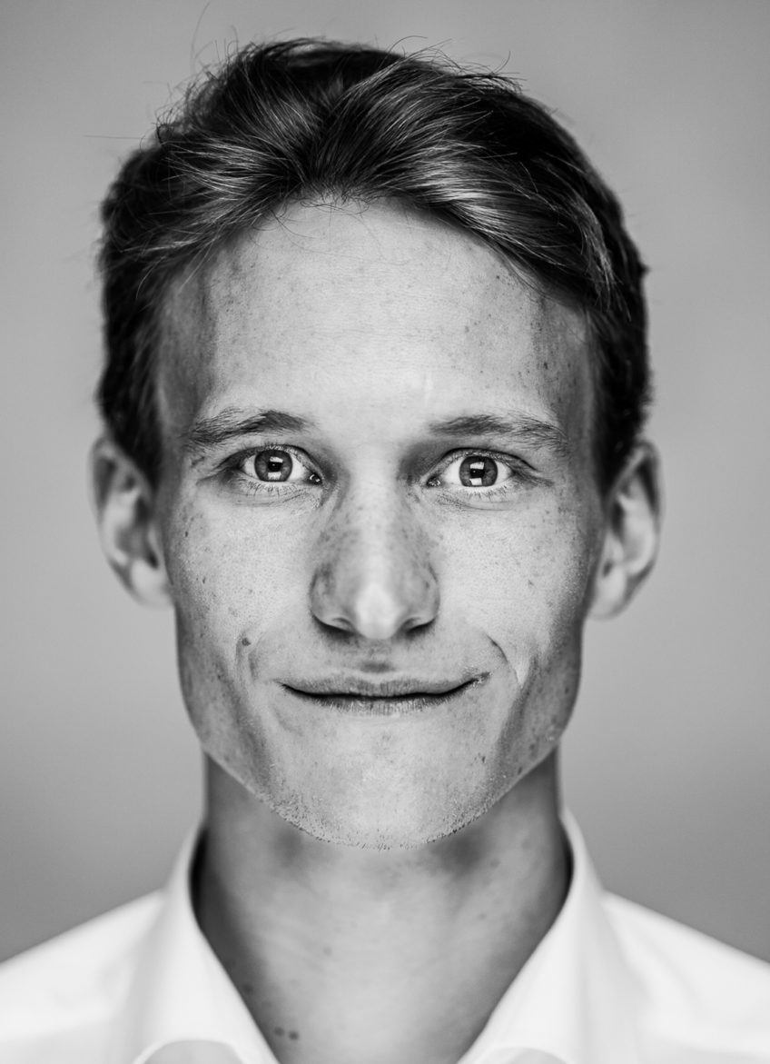 Headshot of Maxim Van Eeckhout