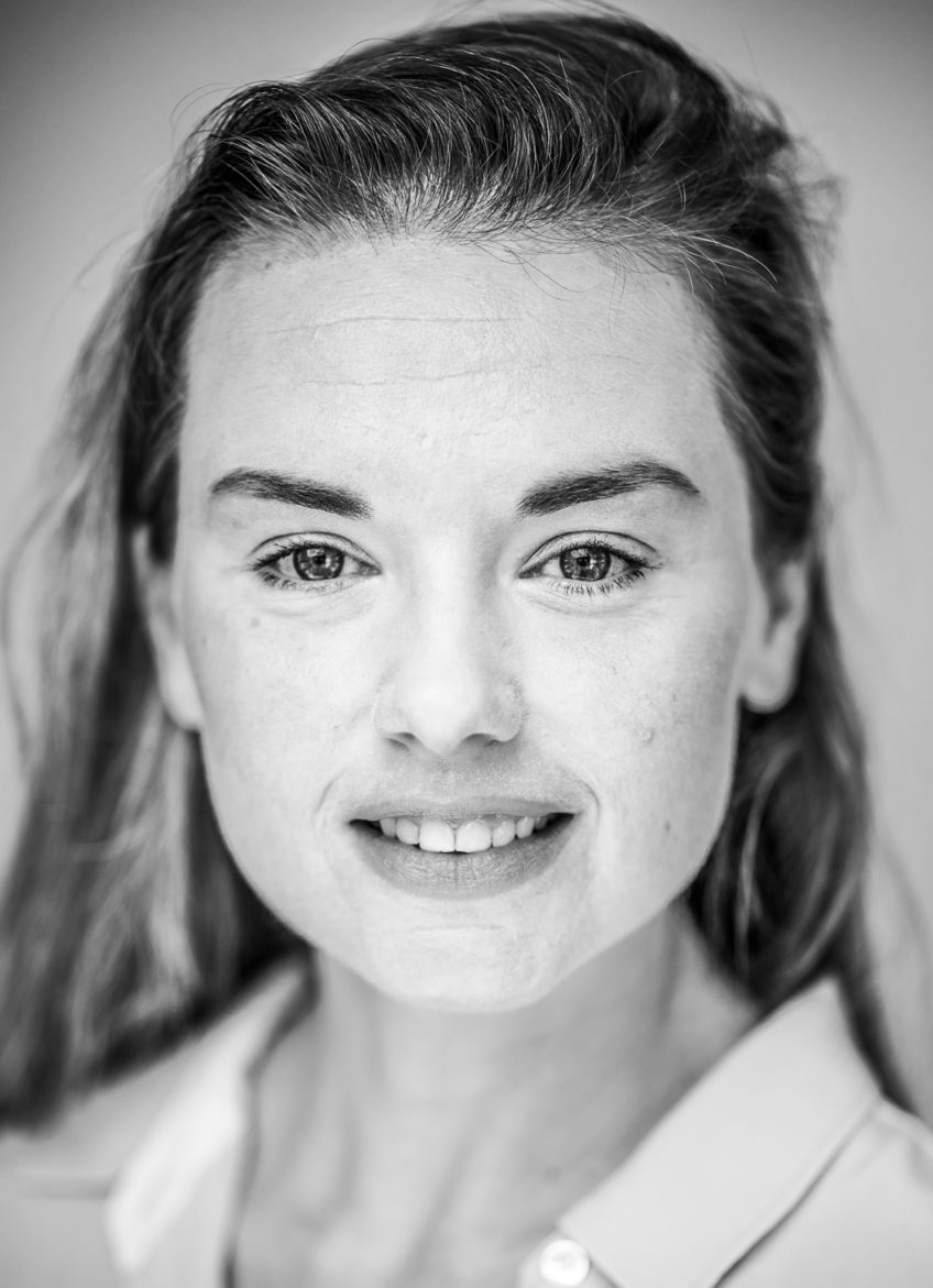 Headshot of Tessa Gijbels
